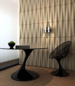 3D acoustic insulation design